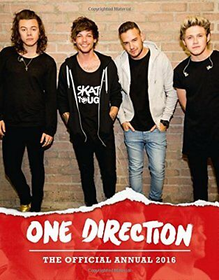 One Direction: The Official Annual 2016 (Annuals 2016) by One Direction Book The