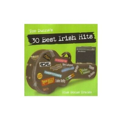 Various Artists - Tom Dunne's 30 Best Irish Hits Vo... - Various Artists CD ADVG