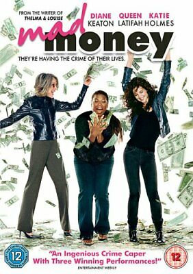 Mad Money [DVD] - DVD  BWVG The Cheap Fast Free Post