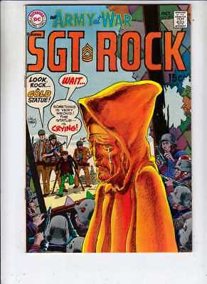 Our Army at War # 121 Strict FN Artist Joe Kubert, Sgt. Rock and Easy Co.