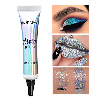1PC Glitter Eyeshadow Base Make Up Cream Primer Face Eye Sequin Glue Cosmetic
