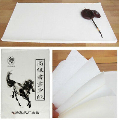 35Pc Rice Paper for learners and practice Sumi-e Chinese Painting CALLIGRAPHY
