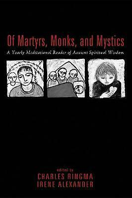 Of Martyrs, Monks, and Mystics (English) Paperback Book Free Shipping!