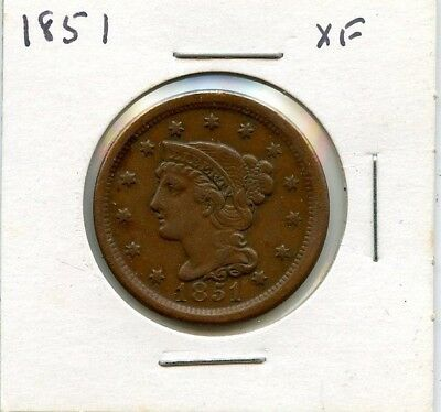 1851 Xf Braided Hair Large Cent!!..starts@ 2.99