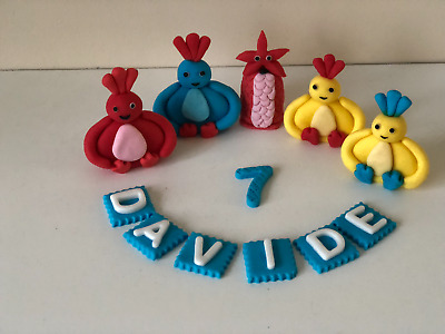 TWIRLYWOOS PERSONALISED A4 CAKE TOPPER ADD OWN PHOTO EDIBLE ICING SHEET