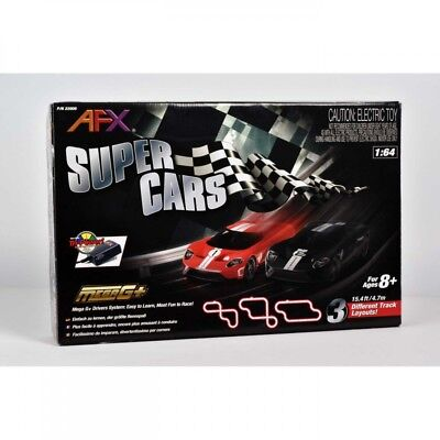 AFX Super Cars Set AFX22005