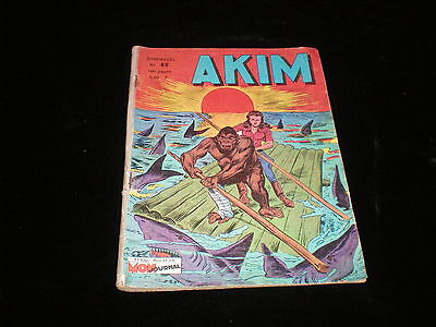 Akim 88 Editions Mon Journal mars 1963