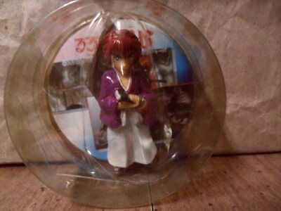 Rurouni Kenshin Mini Figure Official Banpresto Japan 1996 RARE Anime Manga