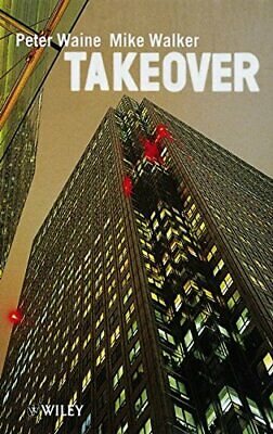 Takeover by Walker, Mike Hardback Book The Cheap Fast Free Post