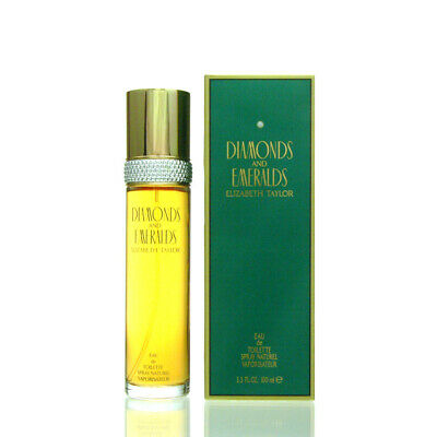 Elizabeth Taylor Diamonds and Emeralds Eau de Toilette 100 ml EDT NEU OVP
