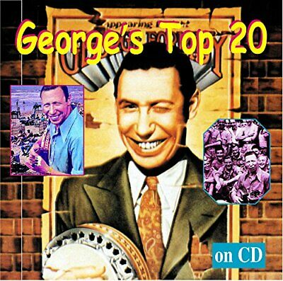 George Formby - George's Top 20 - George Formby CD ESVG The Cheap Fast Free Post