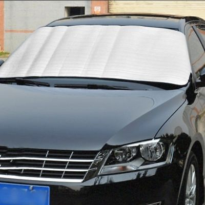 New Car Windshield Snow Winter Ice Frost Guard Protector Sun Shield Cover