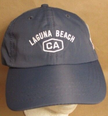 Laguna Beach Hat Cap California USA Embroidery  Unisex New