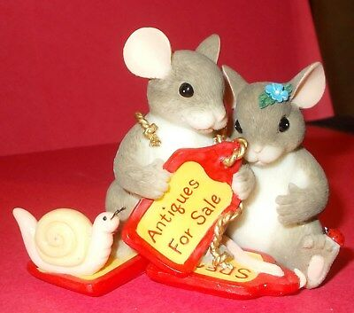 """Charming Tails  """"love Is Timeless""""   - Special Edition.  Signed Dean Griff"""