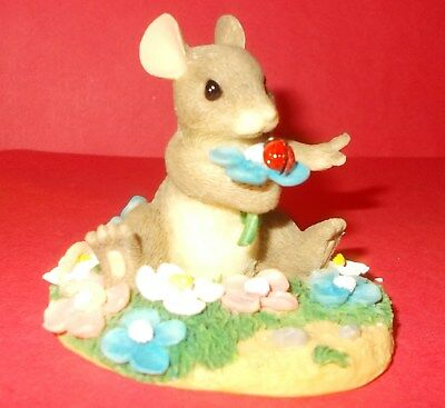 """Charming Tails  """"i Picked You To Love"""" 98/219 Special Edition 2000"""