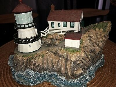 Point reyes California lighthouse collectible figurine