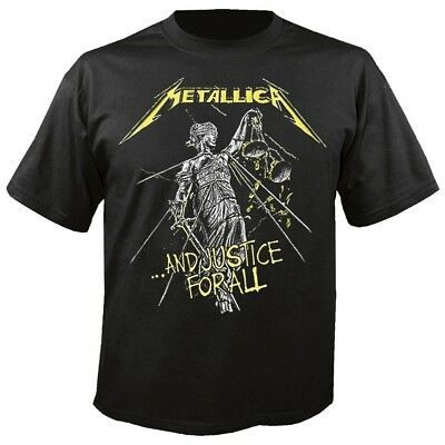 METALLICA - ... and justice for all T-Shirt