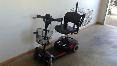 "Electric Mobility Scooter - Eureka ""Rio 4"" Motorised Wheelchair"