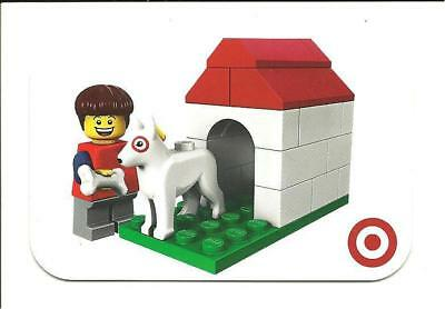 Target Lego Spot Dog Doghouse Gift Card No $ Value Collectible Event 2558