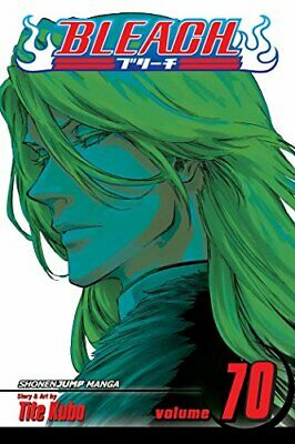 Bleach, Vol. 70 by Kubo, Tite Book The Cheap Fast Free Post