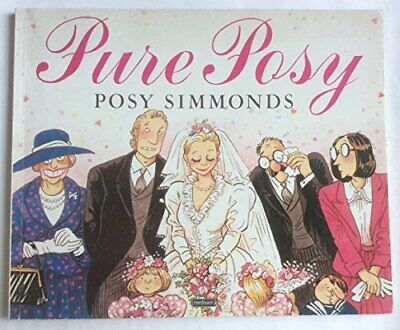 Pure Posy by Simmonds, Posy Hardback Book The Cheap Fast Free Post