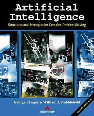 Artificial Intelligence: Structures and Stra... by Stubblefield, Willia Hardback