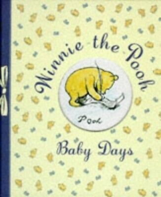 Winnie the Pooh Baby Book Record book Book The Cheap Fast Free Post