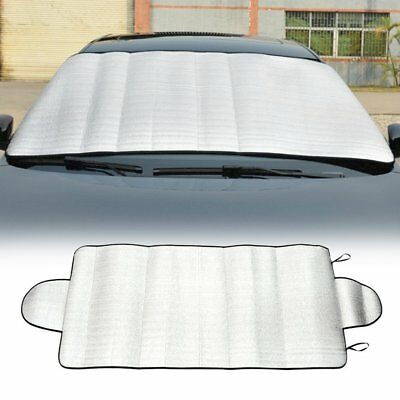 Magnetic Car Windshield Cover Snow Frost Ice Cotton Window Mirror Protector PE