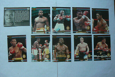 8 X Unopened Packs Of Wba Licensed 1991 Ringlord Boxing Personalities
