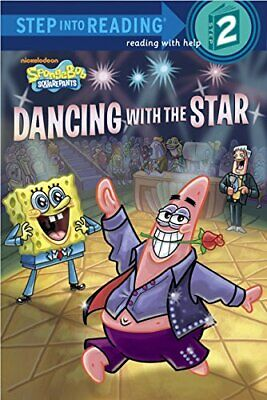 Dancing with the Star (Spongebob Squarepants) (Step Into Reading - Level 2 - Qua