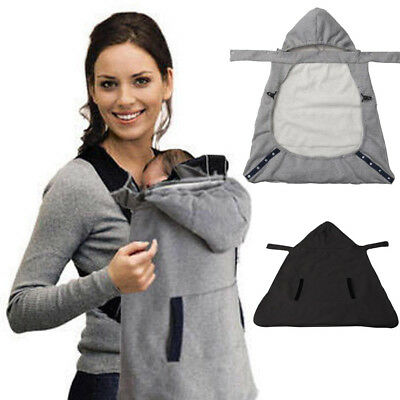 Baby Carrier Sling Cloak Warm Cape Cloak Winter Cover Wind Out Necessary Carry K