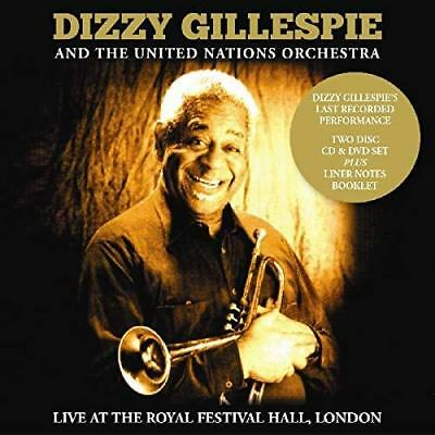 Dizzy Gillespie - Live At The Royal Festival Hall, London (NEW CD+DVD)