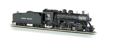 Bachmann 51315 HO Union Pacific 2-8-0 Consolidation Steam Locomotive w/DCC #617