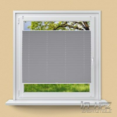 Pleated blinds many sizes plisse conservatory blinds easy fit gray pleated blind