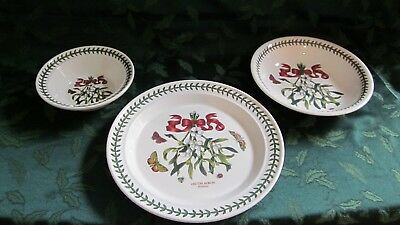 Portmeirion Mistletoe  Dinnerware CHOICE