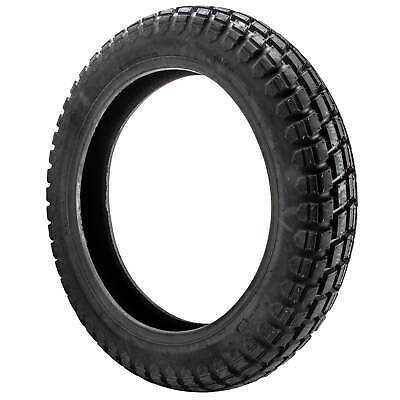 """Allstate US Valley Dirtman 4.50-18""""Motorcycle Tire vintage style Harley Triumph"""