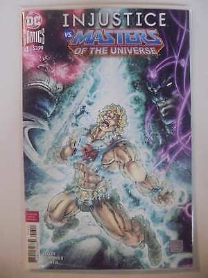 Injustice vs. Masters of the Universe #4 DC VF/NM Comics Book