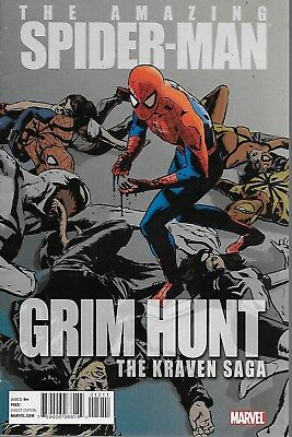 The Amazing Spider-Man: Grim Hunt - The Kraven Saga / US Giveaway