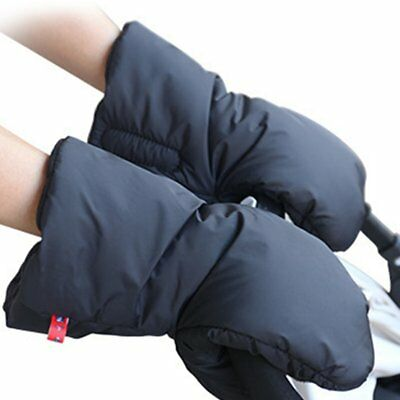 Winter Hand Warmer Glove Baby Pram Stroller Pushchair Cart Mitten Hand Muffs FAR