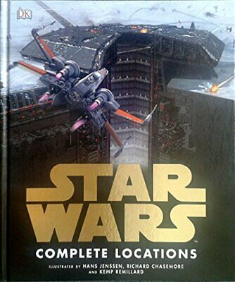 Star wars complete locations updated �dition Book The Cheap Fast Free Post