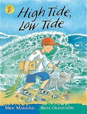 High Tide, Low Tide (Wonderwise Readers) by Granstr�m, Brita Paperback Book The