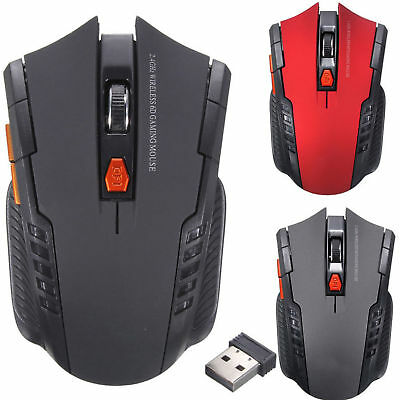 receptor USB para portátil de  Wireless optico Gaming Mouse ratones & caliente