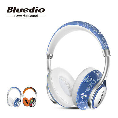 Bluedio A2-Air Bluetooth 4.2 Stereo Headsets Wireless Headphones,Mic Over-Ear