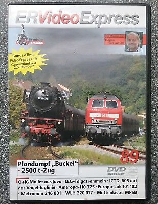 ER Video Express 89 - DVD