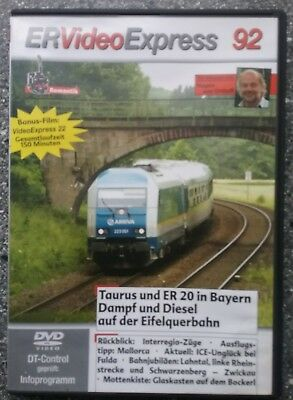 ER Video Express 92 - DVD