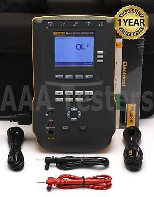 Fluke ESA612 115V ac Electrical Safety Analyzer Medical Equipment Tester ESA-612