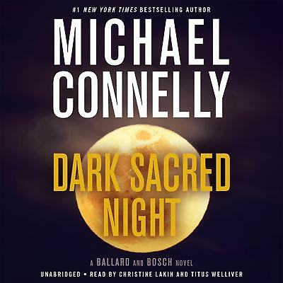 Dark Sacred Night Michael Connelly {AUDIOBOOK}