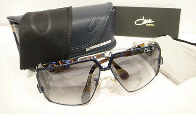7ad8fbda7bc4 Cazal 951 Sunglasses 30th Anniversary Color 001 Limited Edition Authentic  New