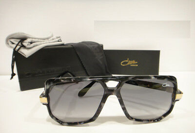 18899bfb086 CAZAL 616 3 SUNGLASSES 616 Color 090 Black Marble Gold Authentic New ...