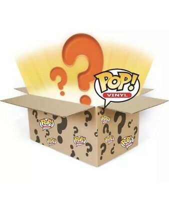Funko Pop Mystery Boxes ONLY 13.29 FOR A AWESOME MYSTERY